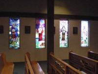 Church - Stained Glass windows 1
