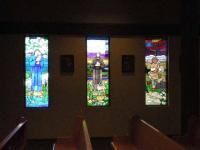 Church - Stained Glass windows 2